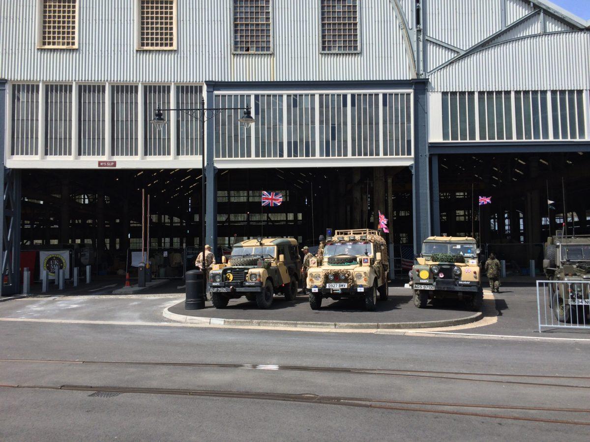 Chatham Militaria Fair