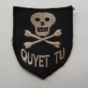 VIETNAM SPECIAL FORCES READY TO DIE FORMATION PATCH