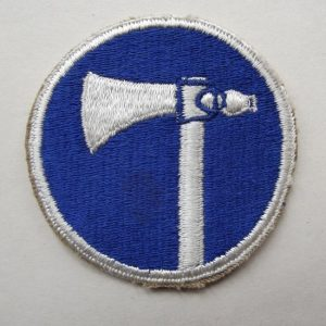 WW2 AMERICAN XIX ARMY CORPS FORMATION PATCH
