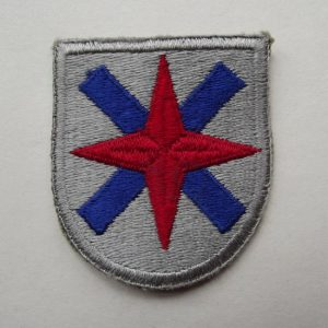 WW2 AMERICAN XIV ARMY CORPS FORMATION PATCH