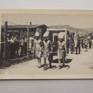 WW2 PRISONER OF WAR POSTCARDS STALAG XVIIIA GEPEUFT 8