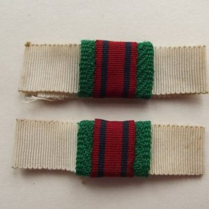 WW2 ROYAL ENGINEERS VOLUNTEER SHOULDER BOARDS