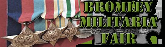Bromley Militaria Fair